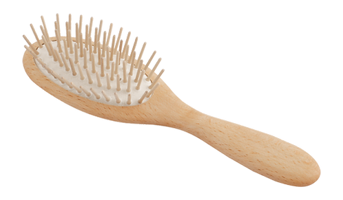 Koka matu ķemme