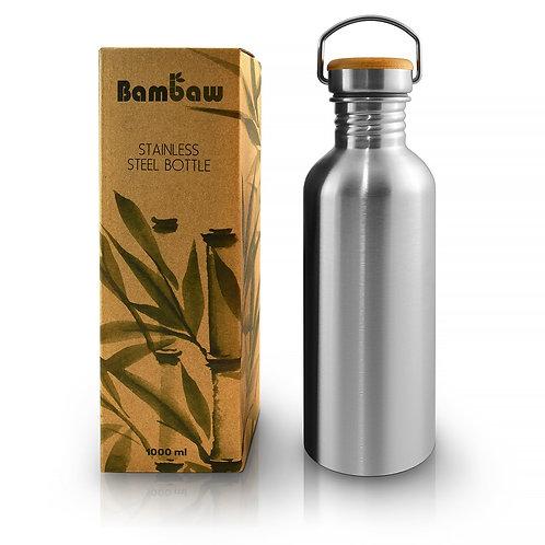 Tērauda ūdens pudele BamBaw
