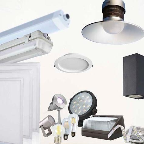 Expertos en iluminación. Gran variedad en lámparas y luminarias LED. León Gto.