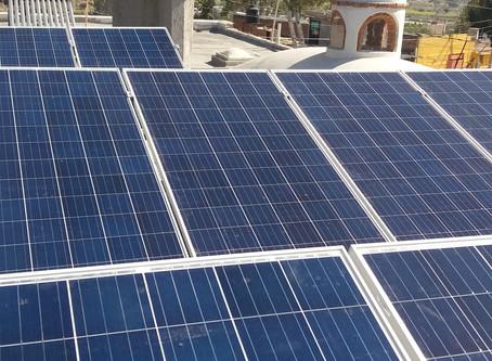 ¿Cuanto cuesta un panel solar?