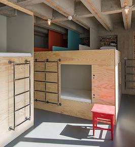 Thomas Meulder Studio - Jam Hotel - dort