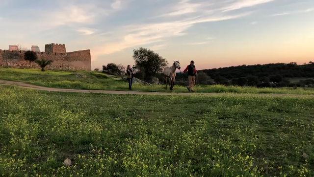 Filmaufnahmen in Portugal