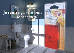 parfum pour toilette mangue peche