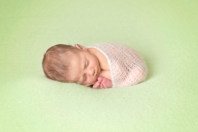 Newborn Session- Studio