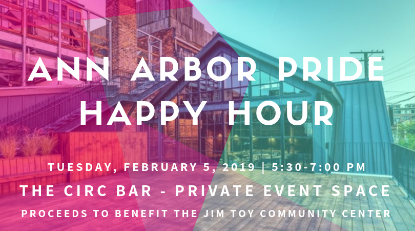 Ann Arbor Pride Happy Hour - Circ Bar.pn