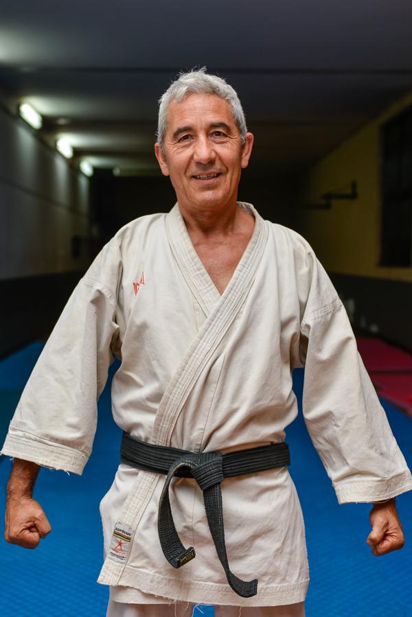 Enrique Repiso Vallejo (4° Dan)