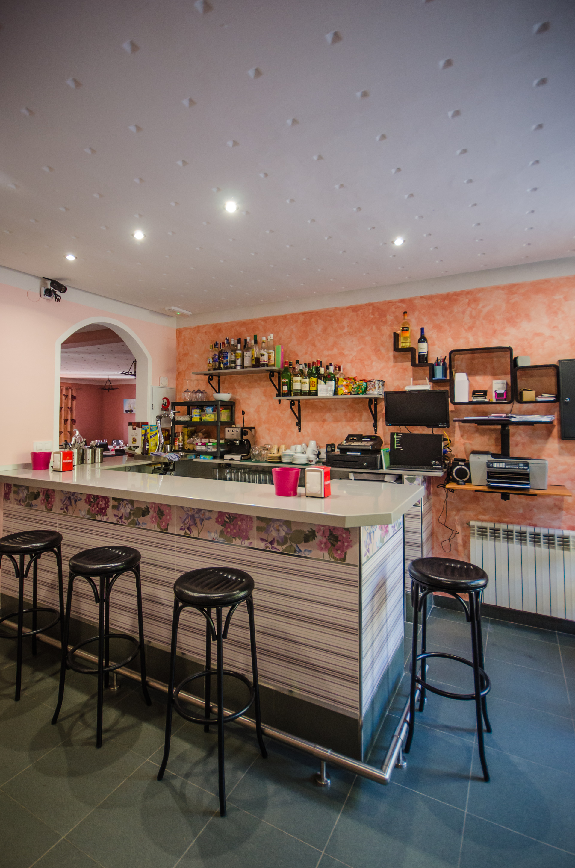 Bar - recepción