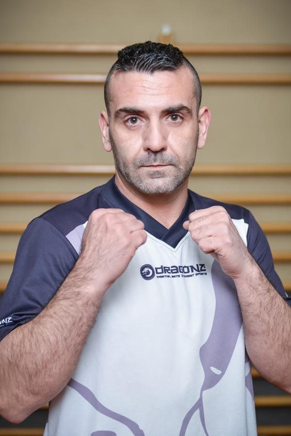 Óscar Marín Camacho - entrenador