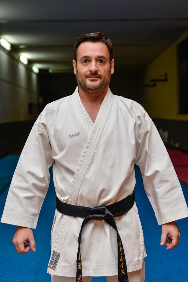 Jose Luis Flor Pichete (2° Dan)