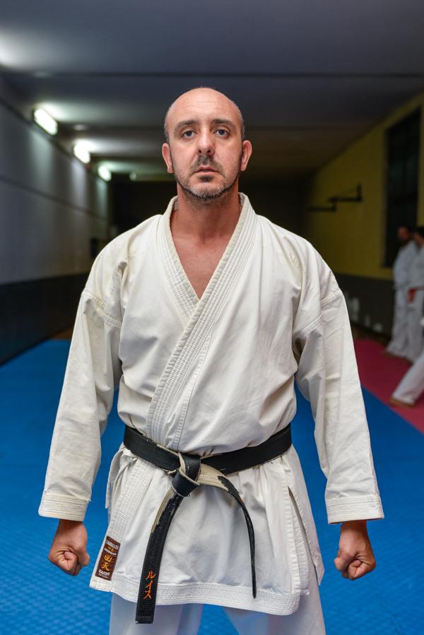 Luis Mesón (2º Dan)