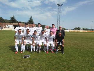 Después de 8 años el Deportivo Arenas vuelve a lo más alto de la liga provincial abulense