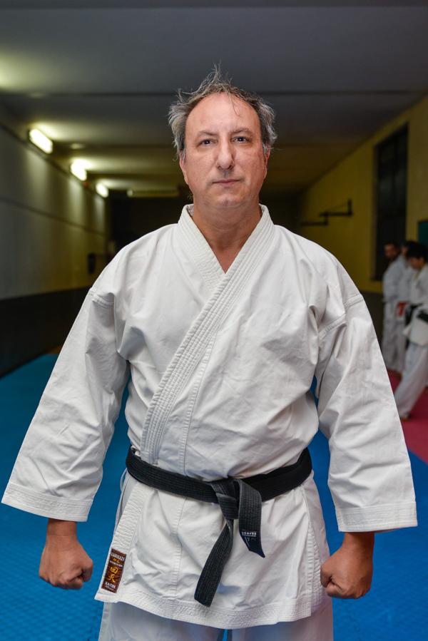 Alfonso Océano (1° Dan)