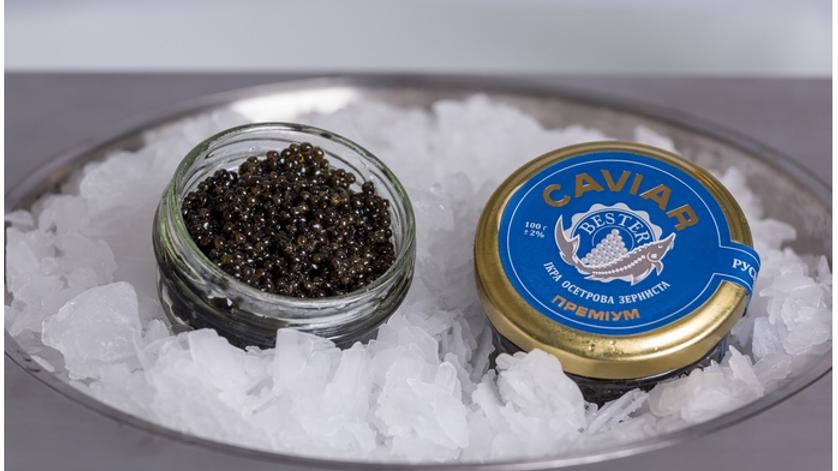 Bester Caviar SIBERIAN STURGEON100gr