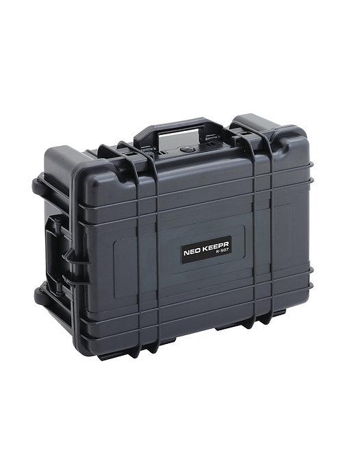 R-507 防塵・防水(IP67準拠)樹脂製ハードケース2輪