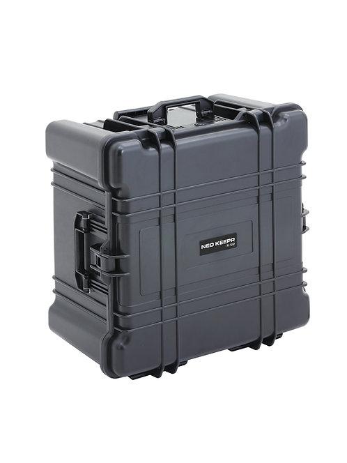 R-512 防塵・防水(IP67準拠)樹脂製ハードケース2輪