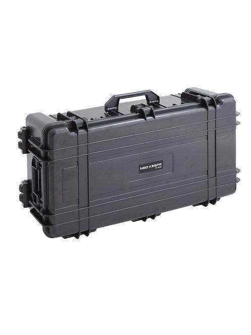 R-902 防塵・防水(IP67準拠)樹脂製ハードケース2輪