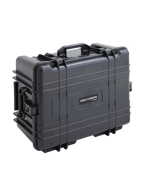 R-602 防塵・防水(IP67準拠)樹脂製ハードケース2輪