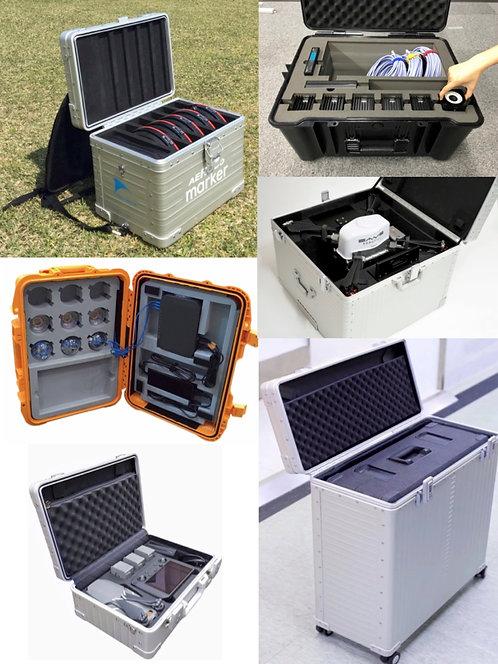 オリジナルケースや機材ケース等 カスタムオーダー承ります(サイズ上限100㎤まで・MOQ50台より)