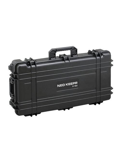R-901 防塵・防水(IP67準拠)樹脂製ハードケース2輪