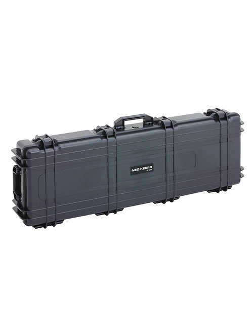 R-1201 防塵・防水(IP67準拠)樹脂製ハードケース2輪