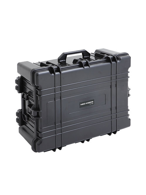 R-702 防塵・防水(IP67準拠)樹脂製ハードケース2輪