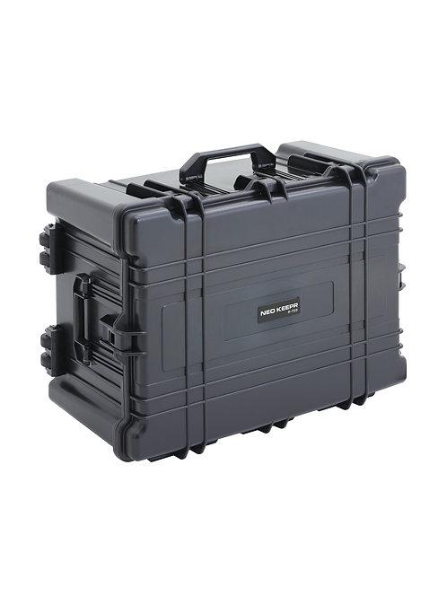 R-703 防塵・防水(IP67準拠)樹脂製ハードケース2輪