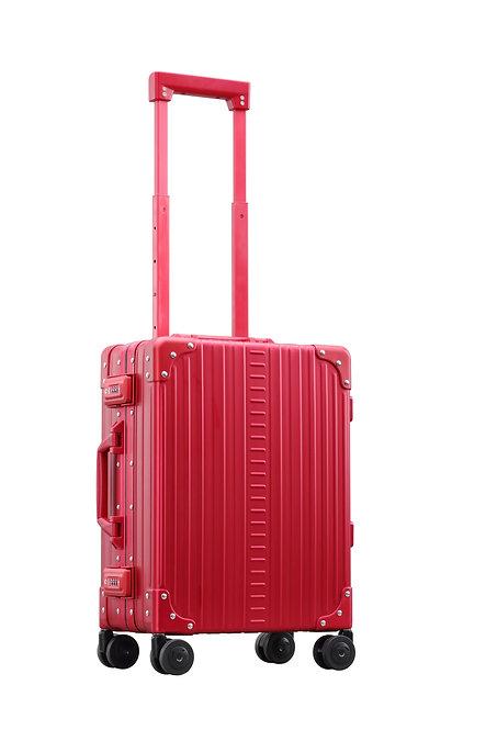 数量限定 OUTLET 機内持込可 アルミスーツケース 1~2泊向け 24L(AN-33F)
