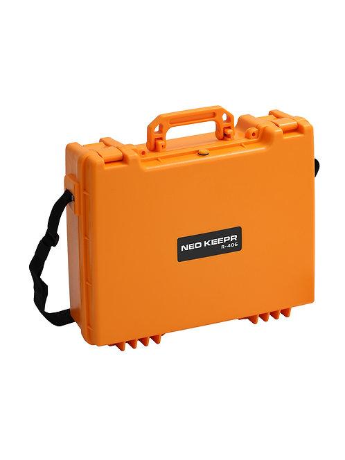 R-406 防塵・防水(IP67準拠)樹脂製ハードケース