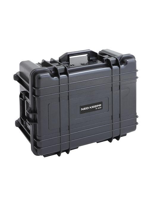 R-509 防塵・防水(IP67準拠)樹脂製ハードケース2輪