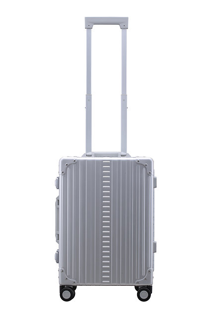 A35F 機内持込可 アルミスーツケース 1~3泊向け 35L
