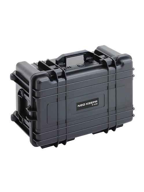 R-508 防塵・防水(IP67準拠)樹脂製ハードケース2輪