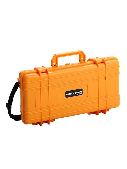 R-302 防塵・防水(IP67準拠)樹脂製ハードケース