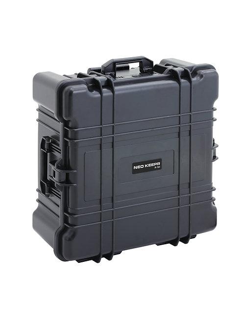 R-511 防塵・防水(IP67準拠)樹脂製ハードケース2輪