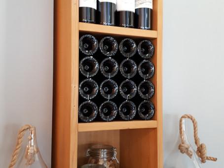 Le nouveau coin épicerie du Wine Bar Margaux