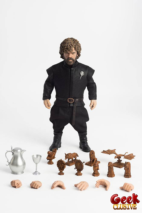 Game of Thrones figurine 1/6 Tyrion Lannister 22 cm - Précommande