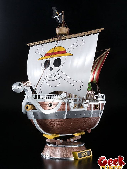 One Piece Diecast Chogokin Going Merry 20th Memorial Edition - Précommande