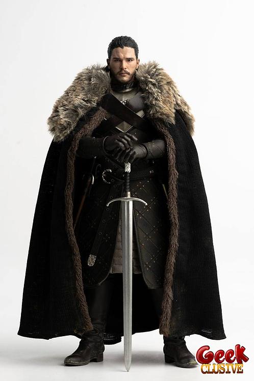 Game of Thrones figurine 1/6 Jon Snow (Season 8) 29 cm - Précommande
