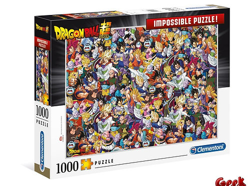 DRAGON BALL SUPER - Characters - Puzzle 1000P