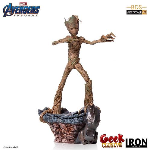 Avengers : Endgame statuette BDS Art Scale 1/10 Groot 24 cm - Précommande