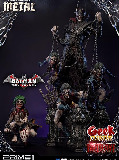Dark Nights: Metal - 1/3 Batman Who Laughs Exclusive Version 86 cm - Précommande