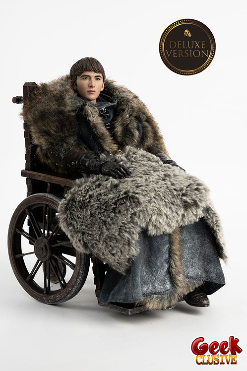 Game of Thrones figurine 1/6 Bran Stark Deluxe Version 29 cm - Précommande