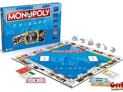 MONOPOLY - Friends (FR)