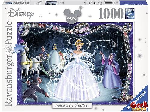 DISNEY - Puzzle Collector's Edition 1000P - Cinderella