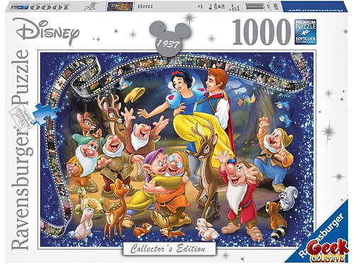 DISNEY - Puzzle Collector's Edition 1000P - Blanche-Neige