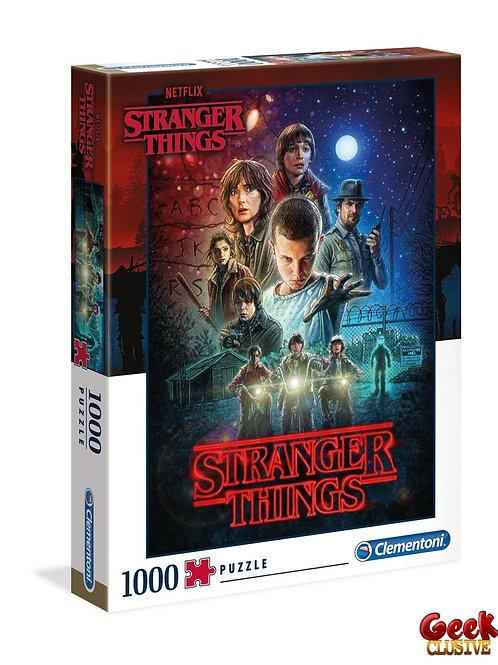STRANGER THINGS - Season 1 - Puzzle 1000P