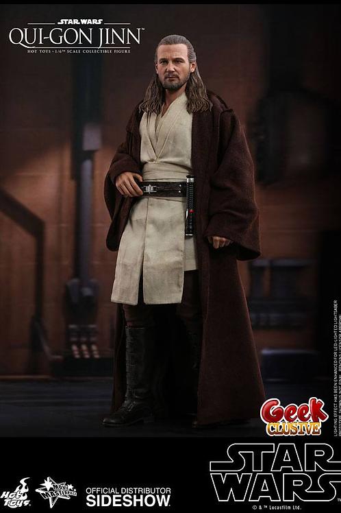 Star Wars Episode I Movie Masterpiece 1/6 Qui-Gon Jinn 32 cm - Précommande