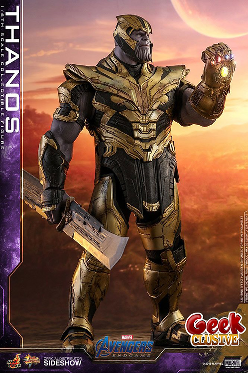 Avengers: Endgame figurine Movie Masterpiece 1/6 Thanos 42 cm - Précommande