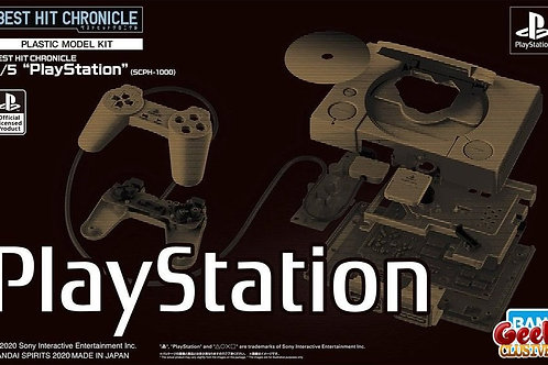 SONY - Best Hit Chronicle Playstation (SCPH-1000) - Model Kit