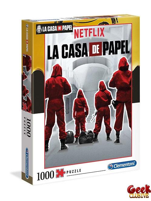 LA CASA DE PAPEL - Suits - Puzzle 1000P