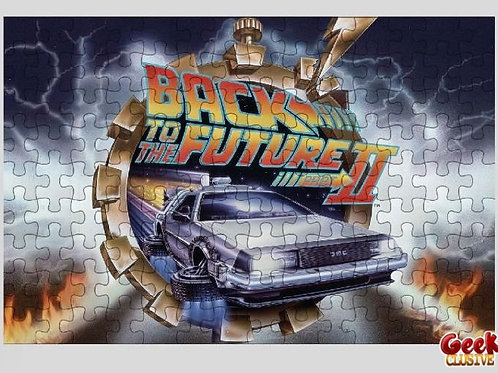 BACK TO THE FUTURE - Puzzle 1000P - Back to the Future II